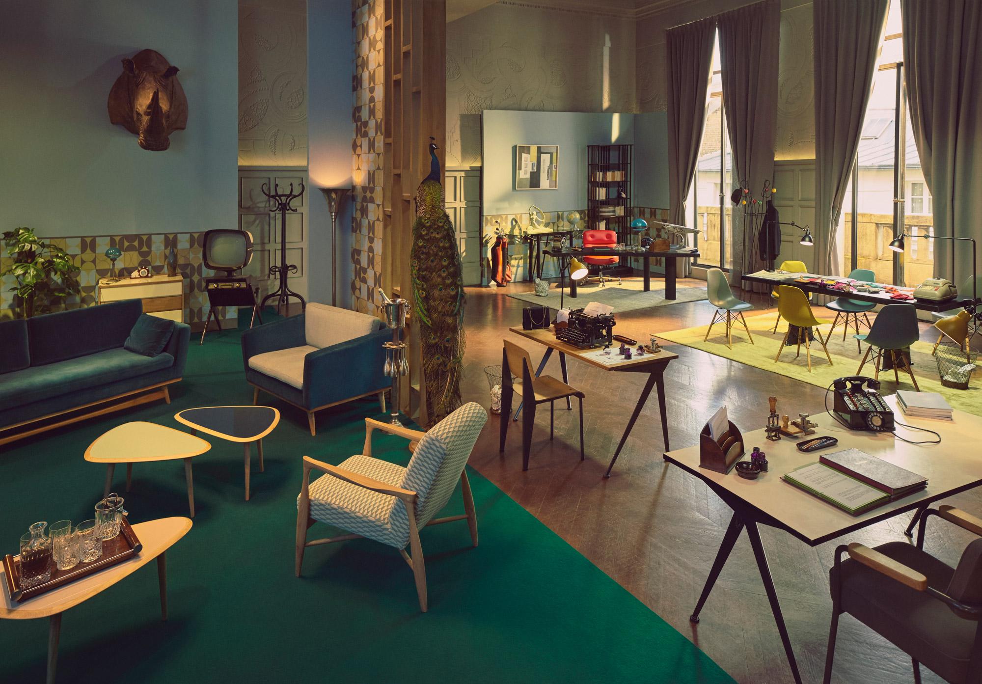 Location De Mobilier Vachon Decoration Louer Mobilier Design Et Contemporain