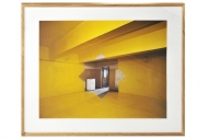 Georges Rousse : Luxembourg (jaune)
