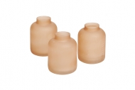 Lot de Vases Orange