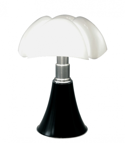 Lampe pipistrello noire location lampe design gae aulenti vachon d cora - Lampe pipistrello noire ...