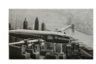 Avion Sur New York