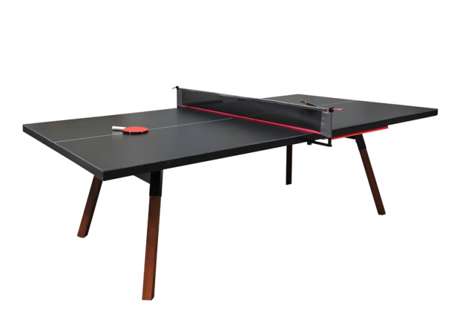 awesome table ping pong design gallery. Black Bedroom Furniture Sets. Home Design Ideas