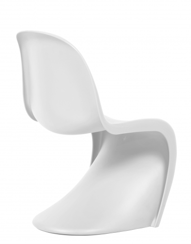 Chaise panton blanche location chaise design verner panton vachon d cor - Chaise panton blanche ...