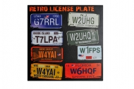 Plaques Immatriculations Usa